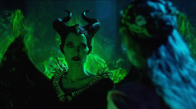Angelina Jolie - Malefique - le pouvoir du Mal