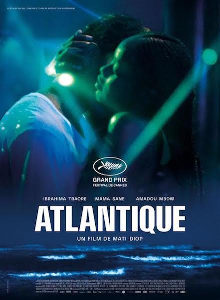 Atlantique - affiche