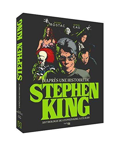 Dapres une histoire de stephen king - livre