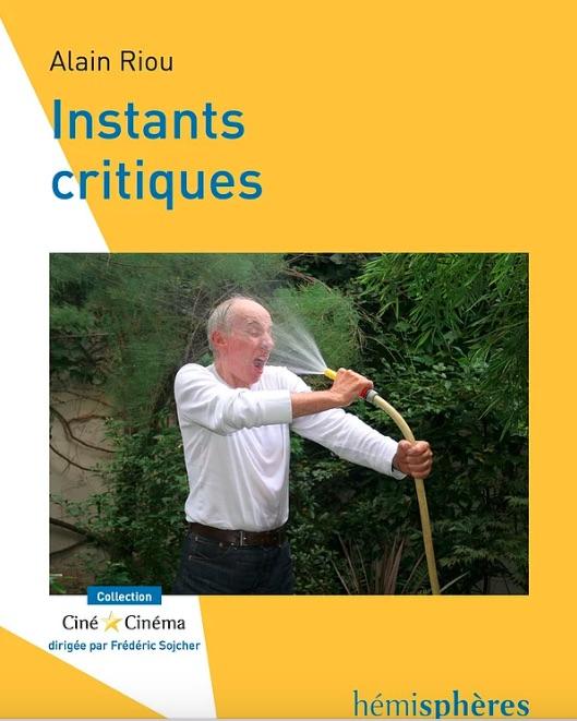 Instants critiques - livre