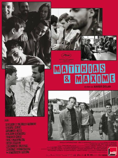 Matthias et Maxime - affiche