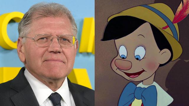 Robert Zemeckis - Pinocchio
