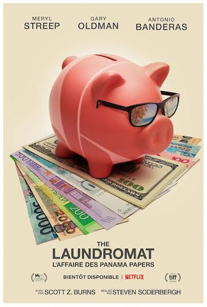 The Laundromat - affiche