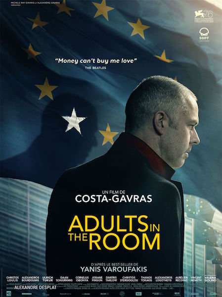 Adults in the room affiche