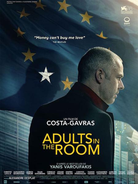 """Résultat de recherche d'images pour """"Adults in the Room affiche"""""""