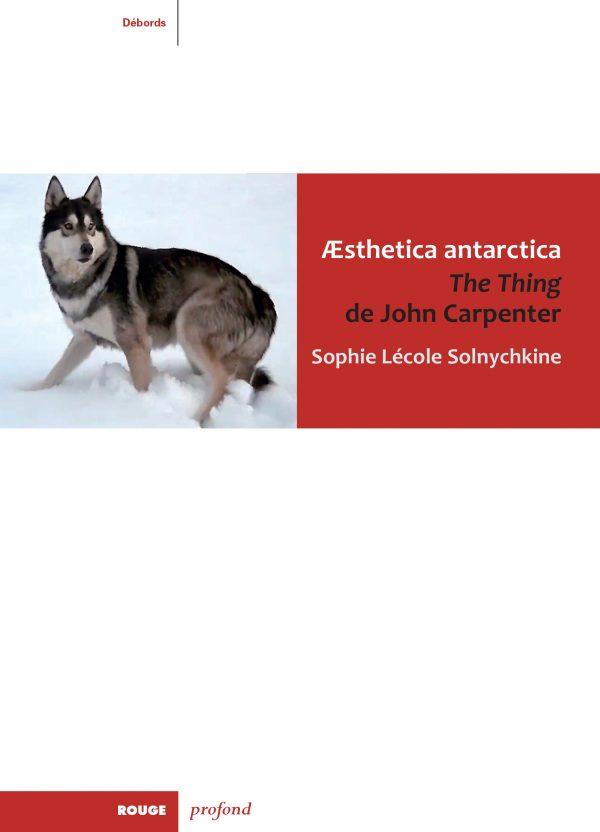 Aesthetica Antarctica - livre