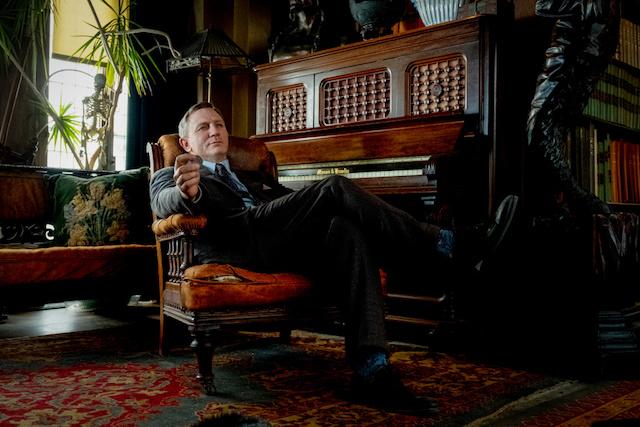 Daniel Craig - A couteaux tires