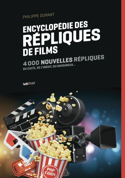 Encyclopedie des repliques de films - tome 2