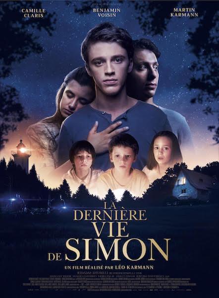La Derniere vie de Simon - affiche