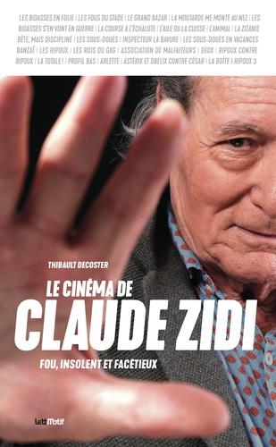 Le cinema de Claude Zidi - livre