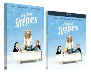 Les Deux Sirenes - jaquette