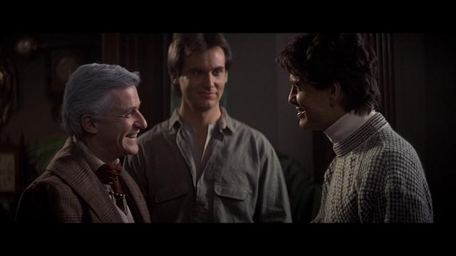 Roddy McDowall et Chris Sarandon - Vampire vous avez dit vampire