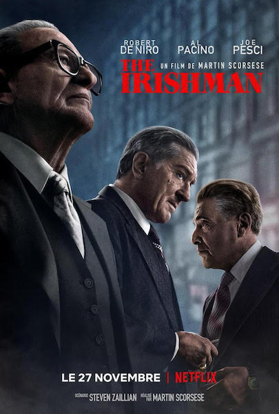 The Irishman - affiche