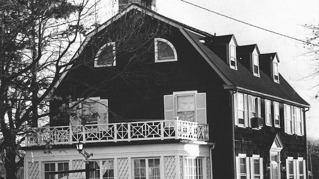 Amityville - Maison hantee