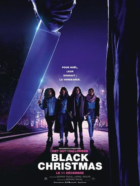 Black Christmas - affiche
