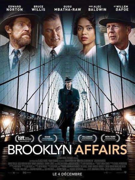 Brooklyn Affairs - affiche
