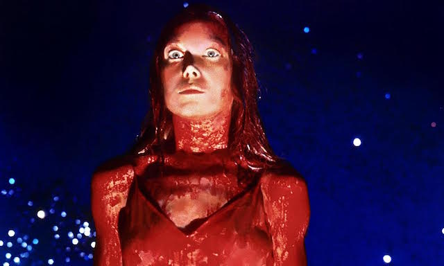 Carrie adapte du livre de Stephen King