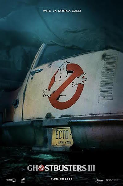 Ghostbusters Afterlife - affiche