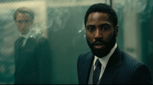 John David Washington - Tenet
