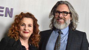 Michael Chabon et sa femme Ayelet Waldman