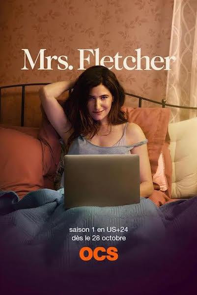 Mrs Fletcher - affiche