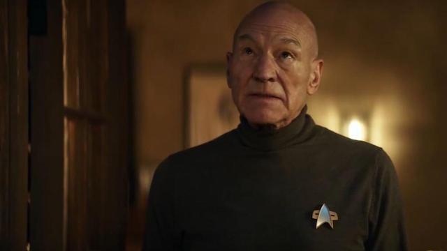 Patrick Stewart - Star Trek Picard