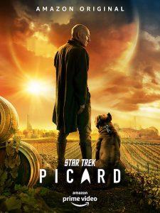 Star Trek Picard - affiche