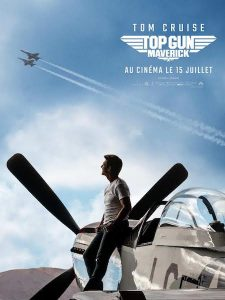 Top Gun Maverick - affiche