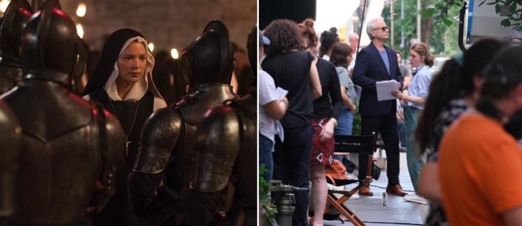Cinq films non dates à esperer voir en 2020 - Benedetta - On the Rocks