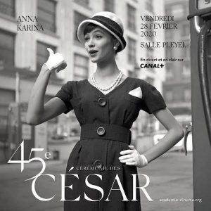 Cesar 2020 - affiche