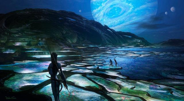 Concept arts - Avatar2-2