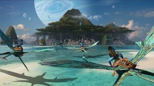 Concept arts - Avatar2-3