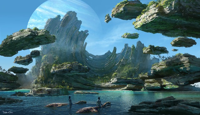 Concept arts - Avatar2-4