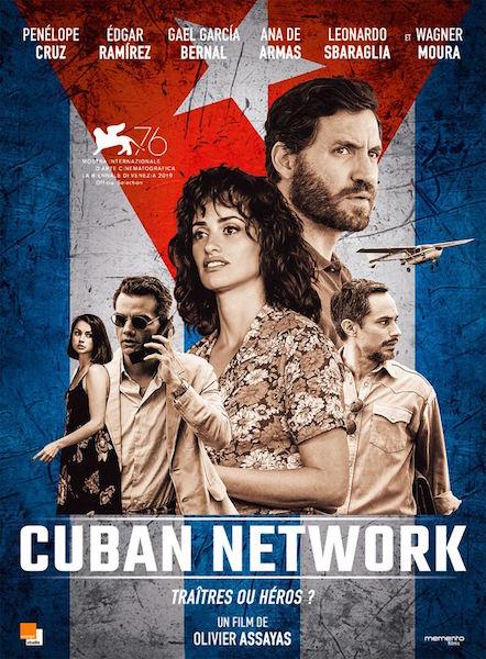 Cuban Network - affiche