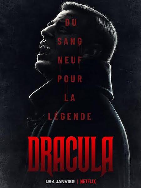 Dracula - affiche Netflix
