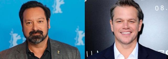 James Mangold - Matt Damon