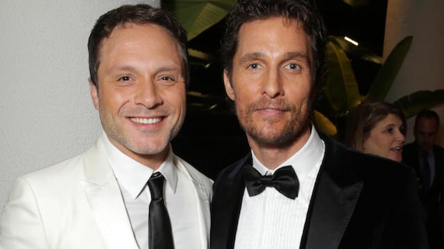 Nic Pizzolato et Matthew McConaughey