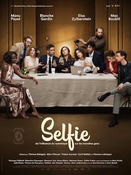 Selfie - affiche