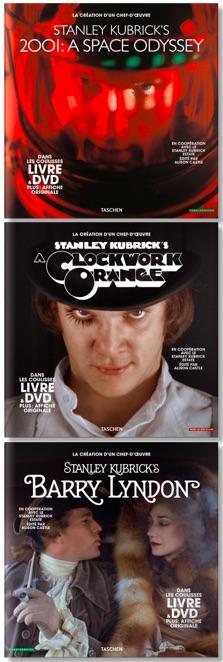 Stanley Kubrick - 3 volumes - Taschen
