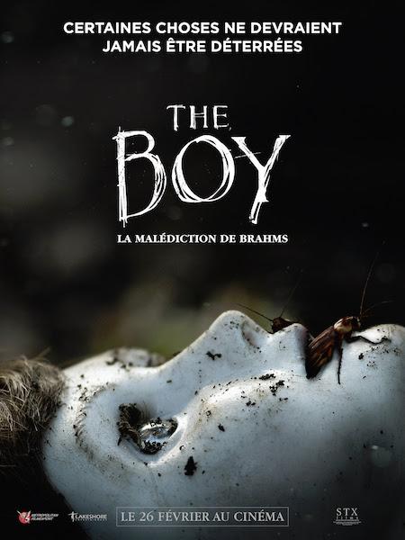 The Boy 2 - la malediction de Brahms - affiche