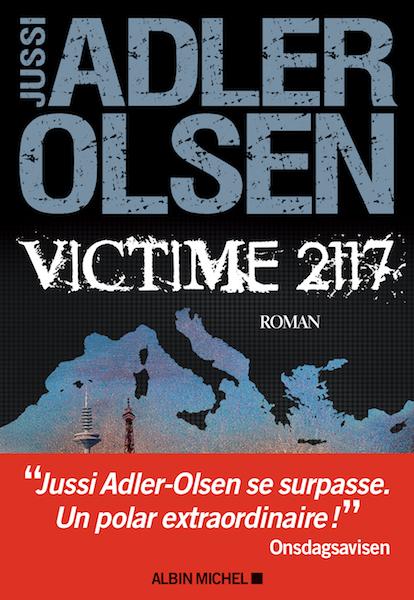 Victime 2117 - livre