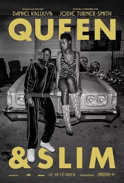 Queen and Slim - affiche