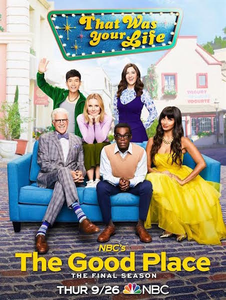 The Good Place - affiche