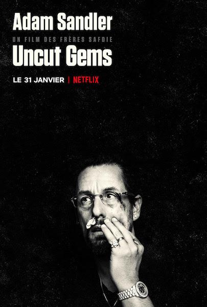 Uncut Gems - affiche