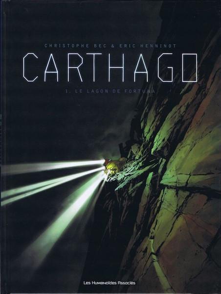 Carthago tome 1 - couverture