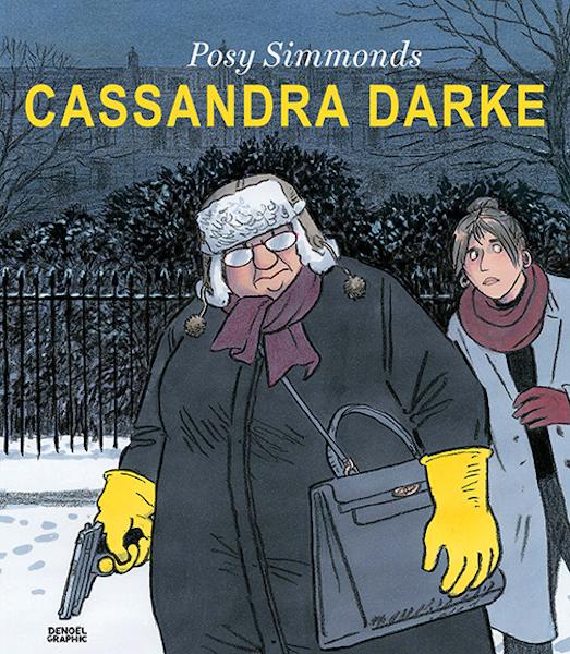 Cassandra Darke - couverture