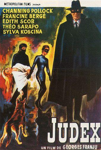 Judex - affiche IMDb