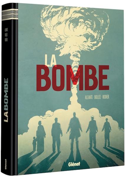 La Bombe - couverture