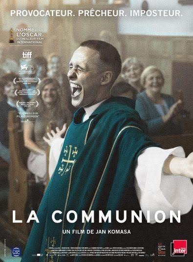 """Résultat de recherche d'images pour """"""""La Communion"""" de Jan Komasa"""""""