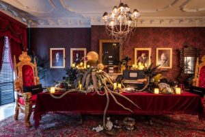 La maison de la Famille Addams 1